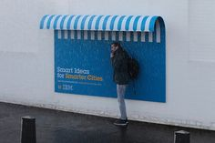 """IBM & Ogilvy France Create Ads With A New Purpose in its latest """"People For Smarter Cities"""". IBM is committed to creating solutions that hel..."""