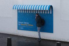 ibm - smarter cities rain hood wired design