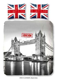 Home Style Dekbedovertrek 3985 London