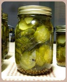 Pickles...Love...Pickles...