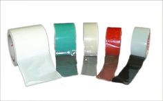 6 mm x 100 mtrs - Surface protection tape (black/white 70mic); Adhesive coated Tape; Make : Sun brand tapes; Best Quality for Price Tape in India; Pack of 10 Rolls We supply by online Orders @ www.steelsparrow.com