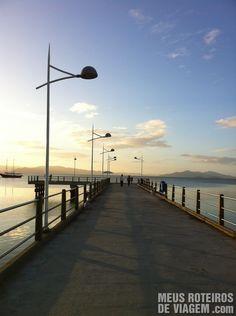 Trapiche da Av. Beira-Mar Norte - Florianópolis