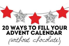Home made advent calendars can be loads of fun for counting down to Christmas (check out our gallery of creative ideas if you're looking for…