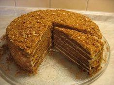Recepty Archives - Strana 33 z 38 - Meg v kuchyni Bakery Recipes, Cookie Recipes, Dessert Recipes, Food Cakes, Dessert Bars, Layered Desserts, Honey Cake, Turkish Recipes, Love Food