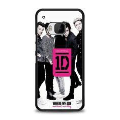 One Direction, Rock Me Harry Styles HTC One M9 Case   yukitacase.com