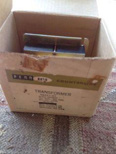 NOS Vintage Y64AJ-1C 100 VA Baso Transformer 120V Plate Mount-Penn Baso    eBay