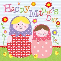 Liza Lewis - Mothers Day Russian Dolls.jpg