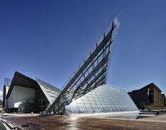 Muse, the new Science Museum of Trento by Renzo Piano | Design- http://www.progettarearchitettura.it/muse-il-nuovo-museo-della-scienza-di-trento-firmato-renzo-piano/