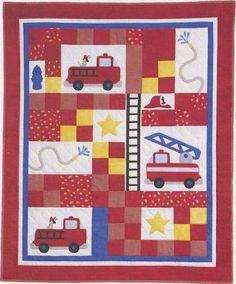 - To the Rescue Quilt Pattern - at The Virginia Quilter