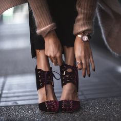movado watch & jimmy choo shoes