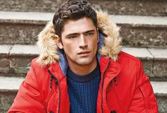 Sean O'Pry for Next Winter 2014 Lookbook