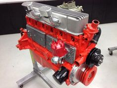 Chevrolet 235 & 261 engine diagram SWEngines Engine