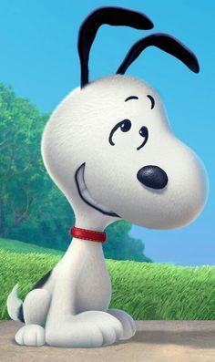 Cute Snoopy