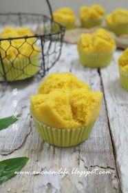 Butter . Flour & Me 爱的心灵之约: 番薯发糕