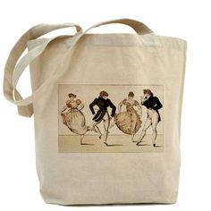 VIDA Foldaway Tote - Shall We Dance by VIDA nKfSDfsT