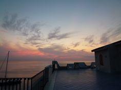 """Mattina, Camera di """"Hotel Carasco"""", Isola Lipari Sicilia"""