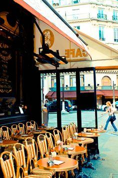 Café de la Comédie, 157 rue St Honoré, Paris