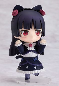 My Little Sister Can't Be This Cute Kuroneko Nendoroid No.144 action figure by Good Smile Company