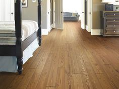 Hardwood Cloudland Pine - SW483 - Antique Pine - Flooring by Shaw
