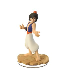 Aladdin 'Disney Infinity' figurine : Made of plastic. We're celebrating 40 years of selling Disney-only Collectables and Souvenirs, come join us Disney Toys, Disney Pixar, Walt Disney, Disney Stuff, Disney Infinity Characters, Disney Characters, Disney Princesses, Figuras Disney Infinity, Zbrush
