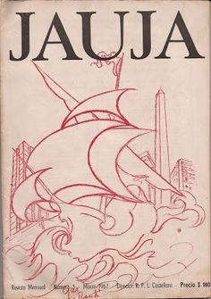"""Número 3 de la revista """"Jauja"""" dirigida por el P. Castellani."""