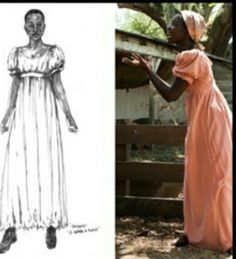 12 years a slave- movie costume