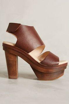 Koolaburra Winona Heels #anthrofave