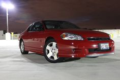 2006 Monte Carlo SS - TCG 2006 Monte Carlo Ss, Chevy Monte Carlo, Cool Cars, Chevrolet, Heaven, Bmw, Vehicles, Image, Sky