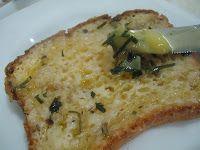 manteiga de azeite de oliva