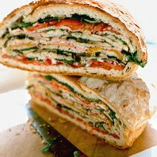 Sort of a Hero Sandwich Recipe!  Melville Deli is Melville, New York's premier delicatessen! We have delicious food options for everyone! Call (631) 351-9338 or visit www.melvilledeli.com for more information!