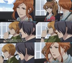 brothers conflict hahahahahaha Like he does not know !!!