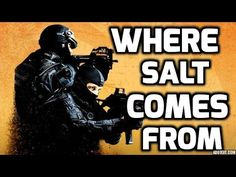 CS:GO - Where Salt Comes From #games #globaloffensive #CSGO #counterstrike #hltv #CS #steam #Valve #djswat #CS16