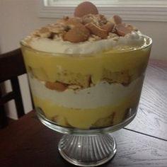 Banana Trifle - Allrecipes.com