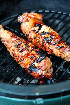 BBQ Pork Tenderloin Recipe | addapinch.com
