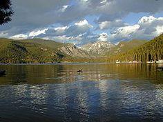 Grand Lake. Colorado. USA.