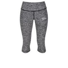 Make A Subtle Statement In The Gym With Tikiboo's Grey Signature Capri From Our Signature Collection. Shop The Collection Online Today. Gym Gear, Signature Collection, Tight Leggings, Capri, Tights, Sweatpants, Grey, Fitness, Shopping