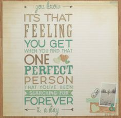 Its that feeling by JenRitchie @2peasinabucket