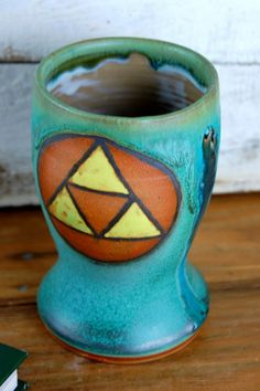 Made to Order - May take 3-6 weeks to complete.    It's dangerous to go alone! Take this.    This 5.5 Legend of Zelda tumbler holds approx. 20oz and