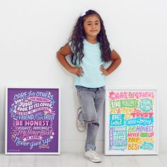 Inspired by Tiana, Belle and the other Disney Princesses, these three prints showcase modern princess principles to inspire your little one. Created by three of the UK's leading illustrators – Kate Moross, Rose Blake and Kate Forrester – the prints make for beautiful motivational wall art when framed and hung, encouraging your child to believe …