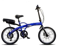 ProdecoTech Mariner 500 v5 36V 500W 9 Speed Electric Bicycle (Folding)