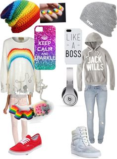"""Beanies!"" by jaici ❤ liked on Polyvore"