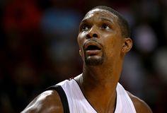 Presidente do Heat não trabalha mais com a volta de Chris Bosh ao time - Globo.com