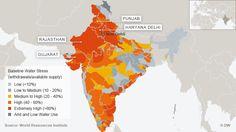 Nature alerte: 27/02/2015...Inde: 100 millions de personnes vivent dans des zones à trés mauvaise qualité d'eau potable 100 Millions, World, Nature, India, Naturaleza, The World, Nature Illustration, Off Grid, Natural