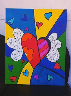 My inner Britto Kids Rugs, Painting, Home Decor, Art, Homemade Home Decor, Kid Friendly Rugs, Painting Art, Paintings, Kunst