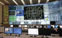 ITS International - The control room revolution - LCD screens and IP technology