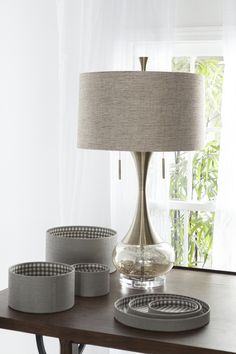 This Simple Table Lamp Will Add Just Of Touch Glamour To Any Room Your House Would Look Great In My Living