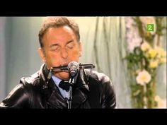 We Shall Overcome - Bruce Springsteen @ Memorial Concert 22 July Oslo Norway