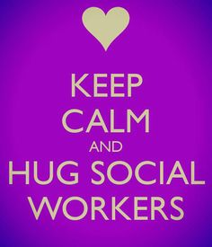 March is Social Work month - Thank them for all they do!