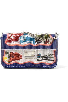 FENDI . #fendi #bags #shoulder bags #hand bags #leather #
