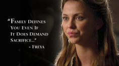 freya - the originals